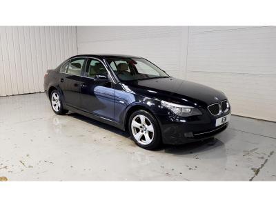 Image of 2009 BMW 5 Series 523I SE 2497cc Petrol Automatic 6 Speed 4 Door Saloon
