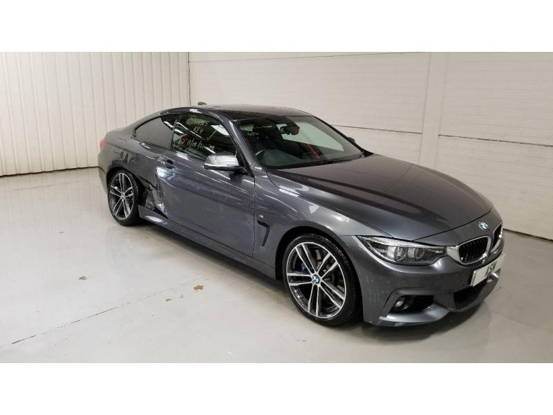 2017 BMW 4 Series 430i M Sport 1998cc Turbo Petrol Automatic 8 Speed 2 Door Coupe