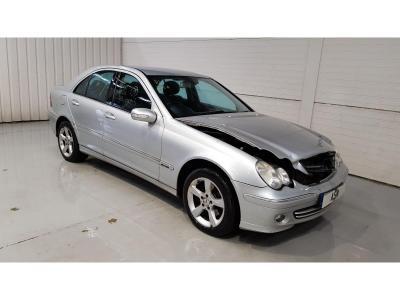 Image of 2006 Mercedes-Benz C Class C200 Avantgarde SE CDi 2148cc Turbo Diesel Automatic 5 Speed 4 Door Saloon