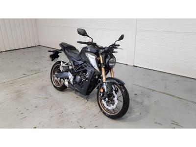 Image of 2021 Honda CBF 125cc Petrol Manual Sports