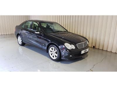 Image of 2006 Mercedes-Benz C Class C180k Classic SE 1796cc Super Petrol Automatic 5 Speed 4 Door Saloon