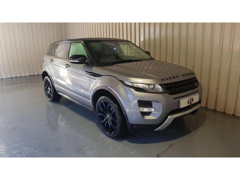 2013 Land Rover Range Rover Dynamic SD4 4WD 2179cc Turbo Diesel Automatic 6 Speed 5 Door Estate