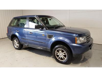 Image of 2007 Land Rover Range Rover S 2720cc Turbo Diesel Automatic 6 Speed 5 Door Estate