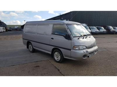 Image of 2002 Hyundai H100 DLX Van Turbo 2476cc Turbo Diesel Manual 5 Speed LCV
