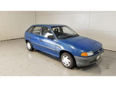 Image of 1994 Vauxhall Astra Merit 1389cc Petrol Manual 5 Speed 5 Door Hatchback