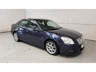 Image of 2007 Cadillac BLS SPORT D 1910cc Turbo Diesel Automatic 6 Speed 4 Door Saloon