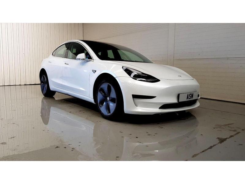 2019 Tesla Model 3 STANDARD RANGE Electric Automatic 1 Speed 5 Door Hatchback
