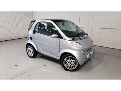 Image of 2002 Smart Passion 599cc Turbo Petrol Sequential Automatic 6 Speed 3 Door Hatchback