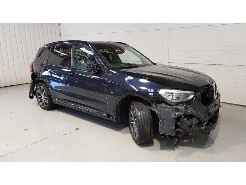 2019 BMW X3 XDRIVE20D M SPORT 1995cc Turbo Diesel Automatic 8 Speed 5 Door Estate