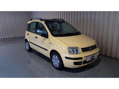 Image of 2006 Fiat Panda DYNAMIC 1242cc Petrol Manual 5 Speed 5 Door Hatchback