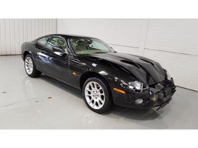 Image of 2001 Jaguar XK 3996cc Super Petrol Automatic 5 Speed 2 Door Coupe