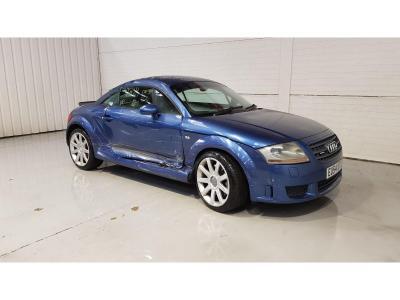 Image of 2004 Audi TT Quattro 4WD 3189cc Petrol Sequential Automatic 6 Speed 2 Door Coupe