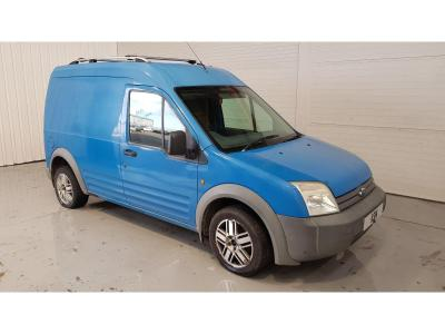 Image of 2009 Ford TRANSIT CONNECT T230 LH Side Door LWB 1753cc Turbo Diesel Manual 5 Speed LCV