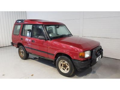 Image of 1998 Land Rover Discovery TDi 2495cc Turbo Diesel Manual 5 Speed 5 Door 4x4
