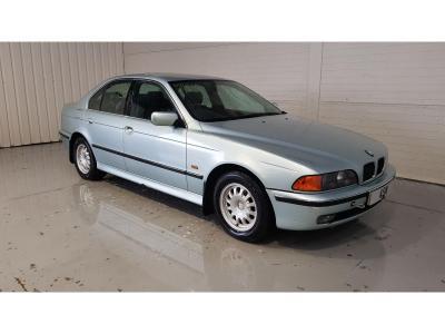 Image of 1996 BMW 5 Series 520i 1991cc Petrol Manual 5 Speed 4 Door Saloon