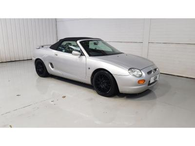Image of 2001 MG TF FREESTYLE VVC I 1796cc Petrol Manual 5 Speed 2 Door Roadster