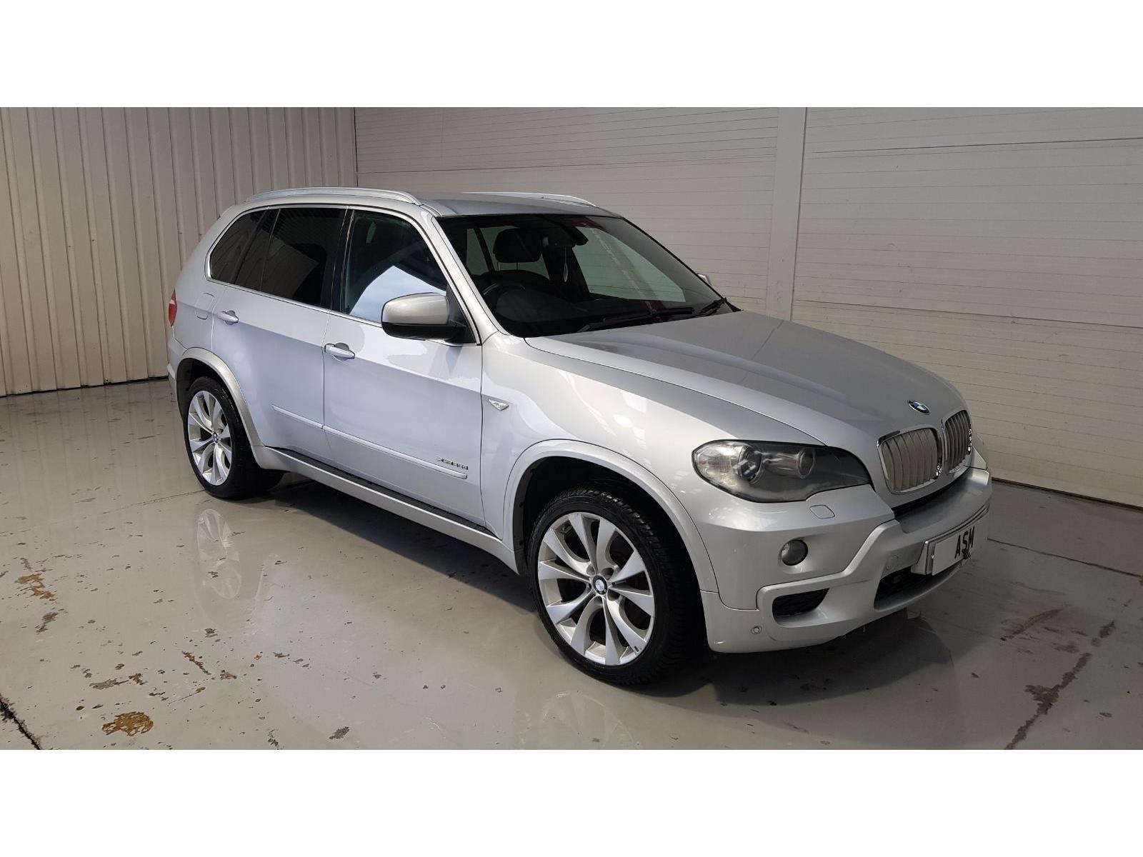 2010 BMW X5 XDrive35d M Sport 2993cc Turbo Diesel Automatic 6 Speed 5 Door 4x4