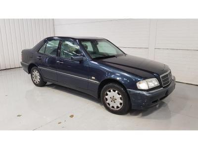 Image of 1999 Mercedes-Benz C Class Elegance 1799cc Petrol Automatic 5 Speed 4 Door Saloon