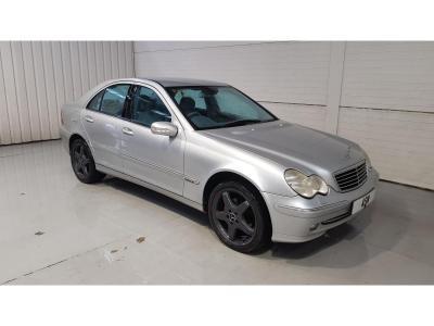 Image of 2002 Mercedes-Benz C Class C200k Avantgarde 1998cc Super Petrol Sequential Automatic 5 Speed 4 Door Saloon