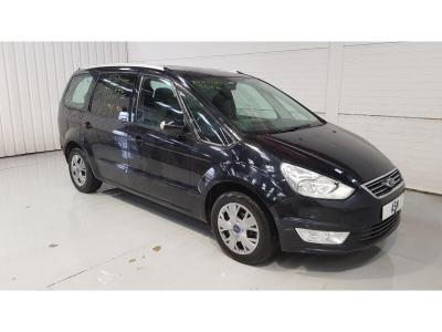 Image of 2011 Ford Galaxy Zetec TDCi 1997cc Turbo Diesel Sequential Automatic 6 Speed MPV