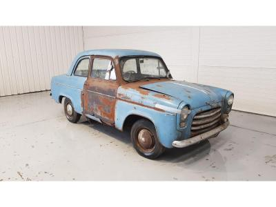Image of Ford Anglia 1949 To 1953 Petrol Manual 4 Speed 2 Door Saloon