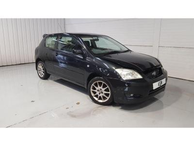 Image of 2003 Toyota Corolla T Sport 1796cc Petrol Manual 6 Speed 3 Door Hatchback