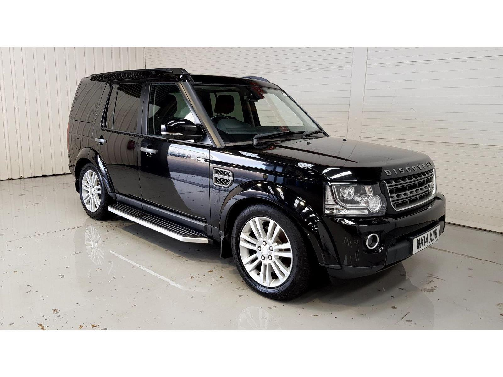 2014 Land Rover Discovery GS SDV6 2993cc Turbo Diesel Automatic 8 Speed 5 Door 4x4