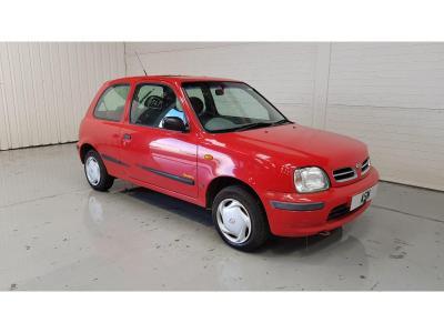 Image of 1999 Nissan Micra Inspiration 998cc Petrol Manual 5 Speed 3 Door Hatchback