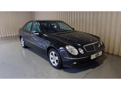 Image of 2006 Mercedes-Benz E Class E320 Avantgarde CDi 2987cc Turbo Diesel Automatic 7 Speed 4 Door Saloon