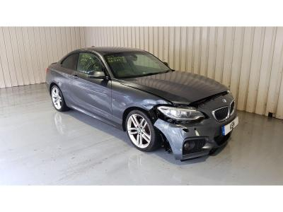 Image of 2014 BMW 2 220D M SPORT 1995cc Diesel Automatic 6 Speed 2 Door Coupe