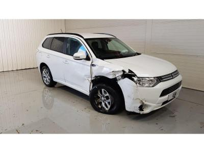 Image of 2015 Mitsubishi Outlander GX3h 4WD 1998cc Petrol/Electric Automatic 1 Speed 5 Door Hatchback