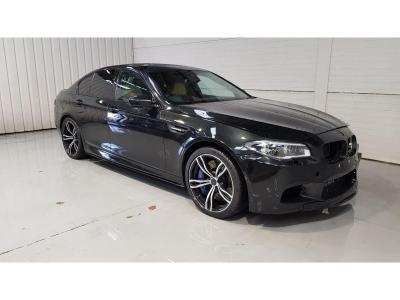 Image of 2016 BMW 5 Series M5 4395cc Turbo Petrol Automatic 7 Speed 4 Door Saloon
