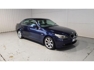 Image of 2005 BMW 5 Series 535d SE 2993cc Turbo Diesel Sequential Automatic 6 Speed 4 Door Saloon