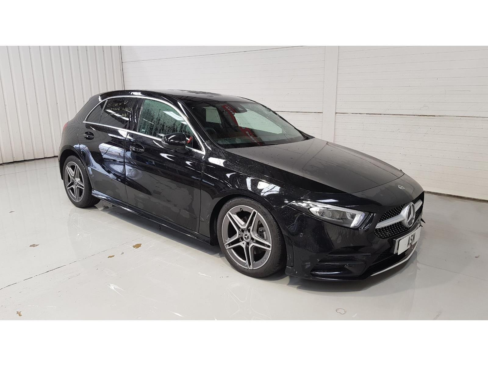 2020 Mercedes-Benz A Class A180 D AMG LINE EXECUTIVE 1461cc Turbo Diesel Automatic 7 Speed 5 Door Hatchback