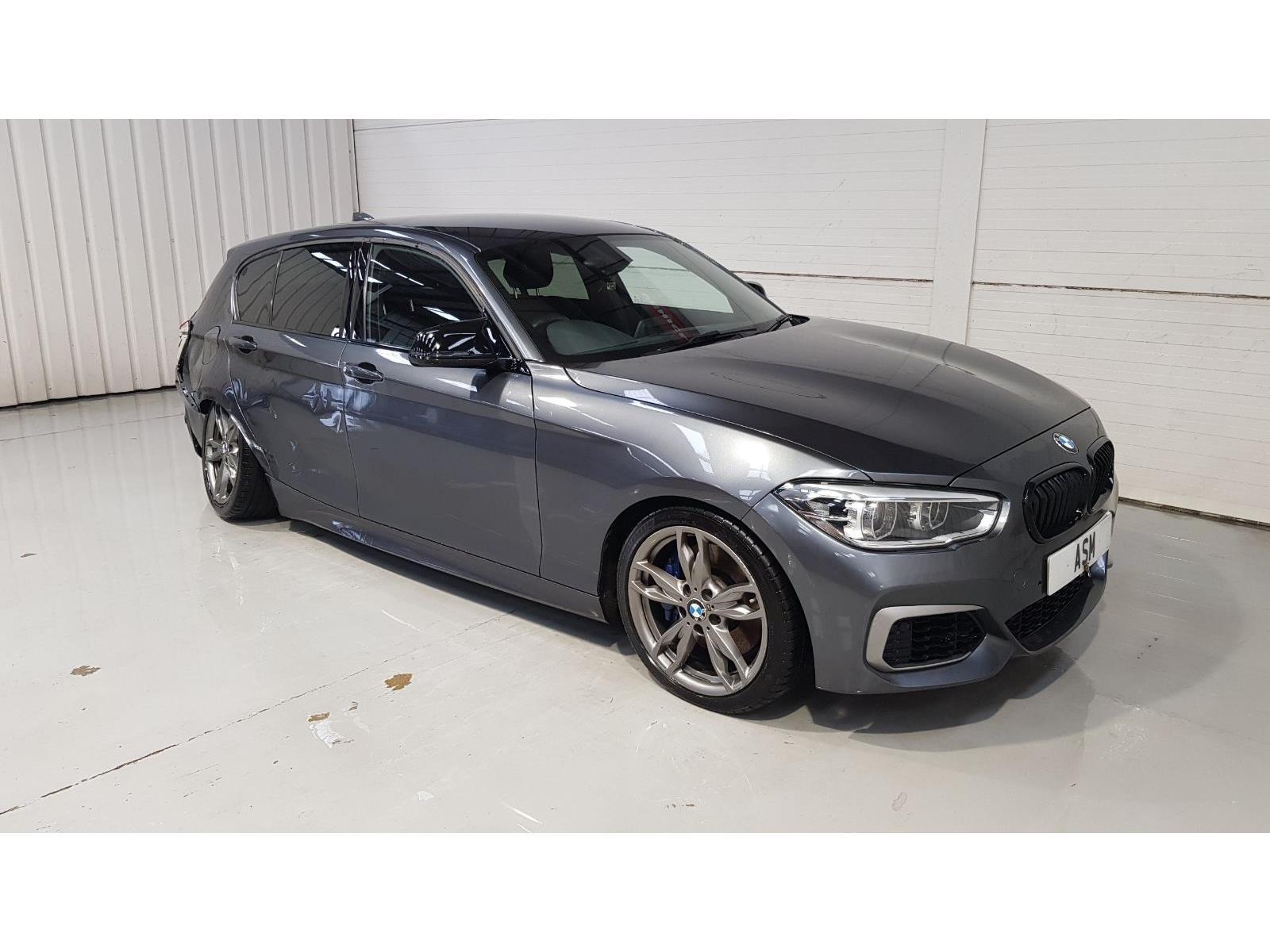 2016 BMW 1 Series M140i 2998cc Turbo Petrol Automatic 8 Speed 5 Door Hatchback