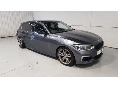 Image of 2016 BMW 1 Series M140i 2998cc Turbo Petrol Automatic 8 Speed 5 Door Hatchback