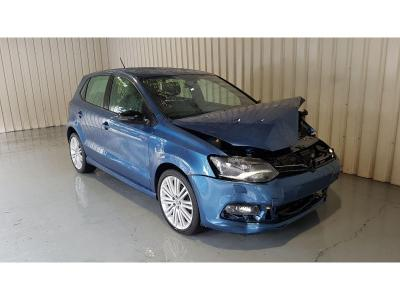 Image of 2017 Volkswagen Polo BlueGT BlueMotion Technology 1395cc Turbo Petrol Automatic 7 Speed 5 Door Hatchback