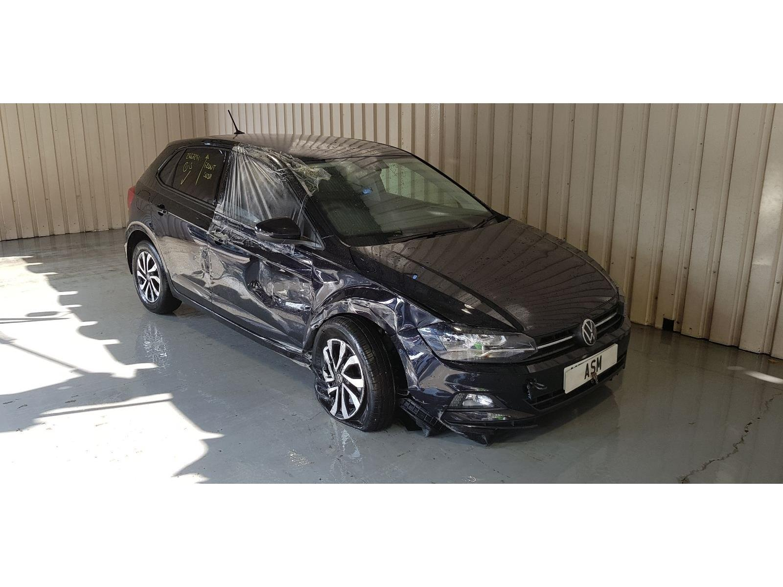 2021 Volkswagen Polo ACTIVE TSI DSG 999cc Turbo Petrol DSG 7 Speed 5 Door Hatchback