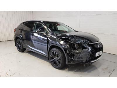 Image of 2018 Lexus RX 450H SPORT 3456cc Electric/Petrol CVT 1 Speed 5 Door Estate