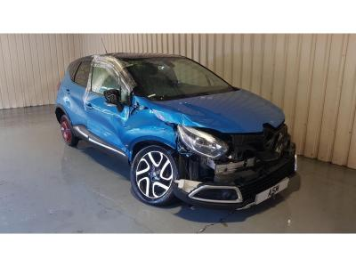 Image of 2015 Renault Captur Dynamique S Nav Energy TCe 90 898cc Turbo Petrol Manual 5 Speed 5 Door Hatchback