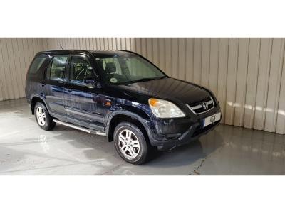 Image of 2002 Honda CR-V SE Sport 1998cc Petrol Automatic 4 Speed 5 Door Estate