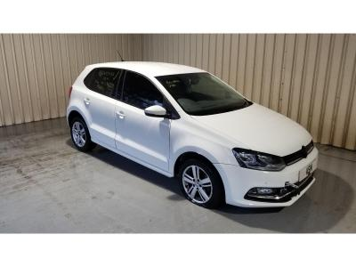 Image of 2017 Volkswagen Polo Match Edition MPI 999cc Petrol Manual 5 Speed 5 Door Hatchback