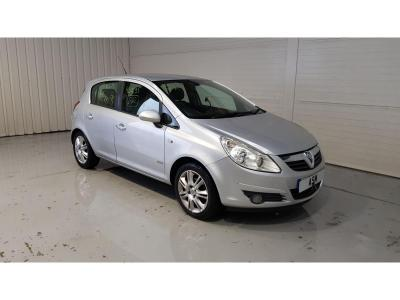 Image of 2009 Vauxhall Corsa Design 1229cc Petrol Manual 5 Speed 5 Door Hatchback