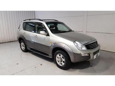 Image of 2003 Ssangyong Rexton RX290 SE TDi 2874cc Turbo Diesel Automatic 4 Speed 5 Door Estate