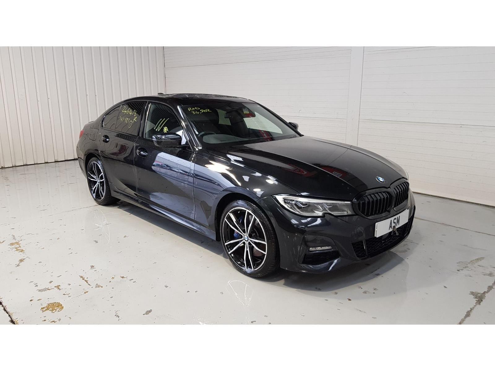 2019 BMW 3 Series 320D XDRIVE M SPORT 1995cc Turbo Diesel Automatic 8 Speed 4 Door Saloon