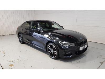 Image of 2019 BMW 3 Series 320D XDRIVE M SPORT 1995cc Turbo Diesel Automatic 8 Speed 4 Door Saloon