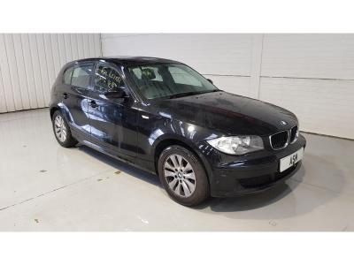 Image of 2008 BMW 1 Series 118d ES 1995cc Turbo Diesel Manual 6 Speed 5 Door Hatchback