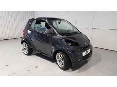 Image of 2012 Smart City BRABUS XCLUSIVE 999cc Petrol Automatic 5 Speed 2 Door Coupe
