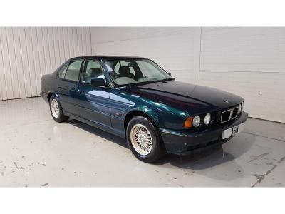 Image of 1996 BMW 5 Series 525 tds SE 2498cc Turbo Diesel Manual 5 Speed 4 Door Saloon