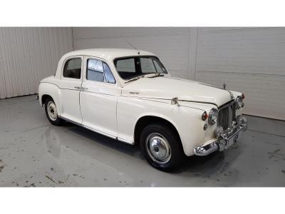 Image of 1960 Rover P4 2600cc Petrol Manual 4 Speed 4 Door Saloon